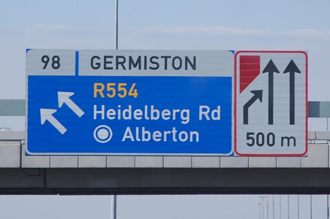 Heimatgefühle: Heidelberg in Südafrika.
