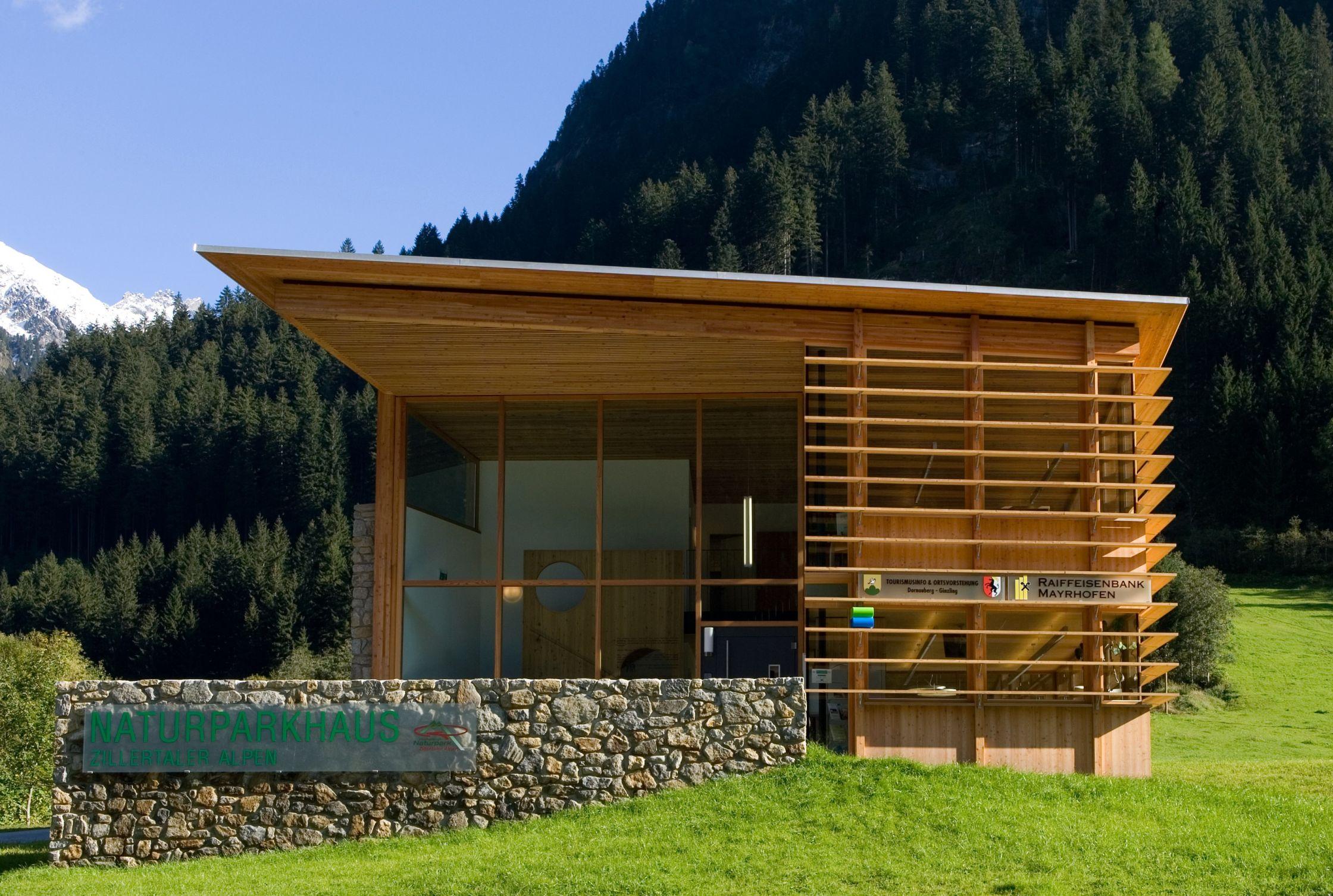 Naturparkhaus Zillertaler Alpen. Foto: Zillertal