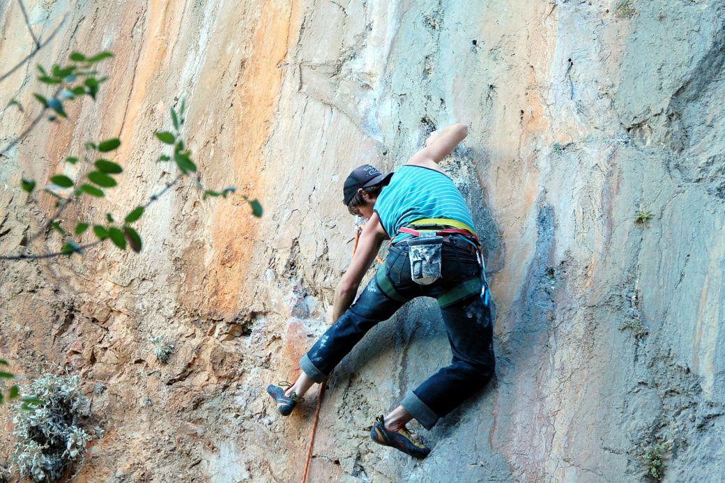 Olimpos Tırmanış Cenneti - Kletterparadies Olympos