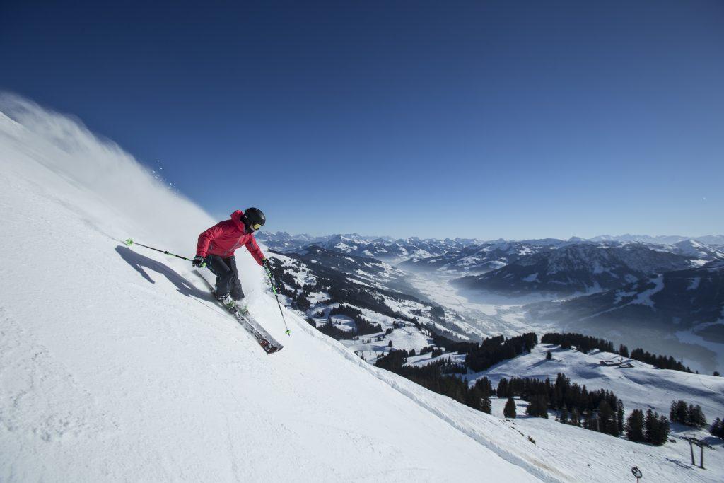 Azyklisch Skifahren